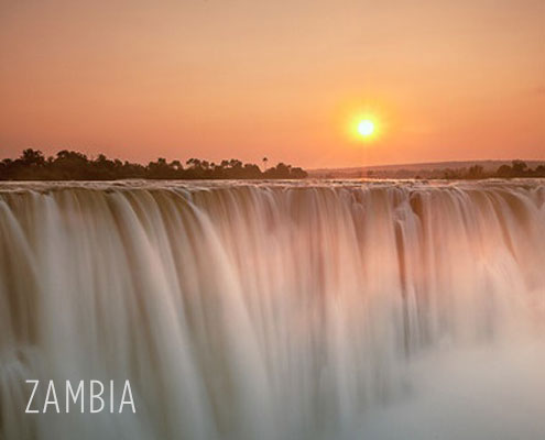 Luxury Safari Zambia - Victoria Falls